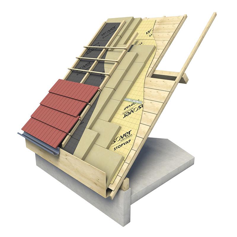 Entreprise d'isolation de toiture par exterieur paris et Île-de-France